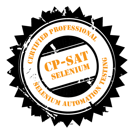 CP-SAT (Certified Professional – Selenium Automation Testing)