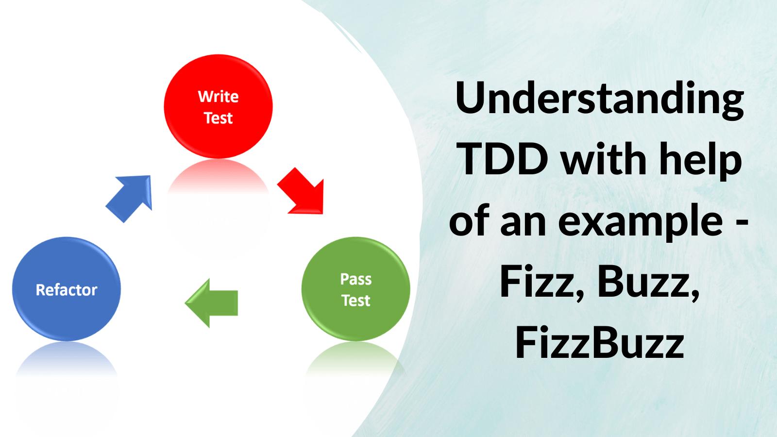 Understanding TDD with help of an example Fizz Buzz FizzBuzz Blog